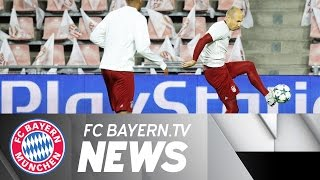 Bayern In Eindhoven, Robben Excited For Reunion