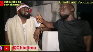 Chief Imo Comedy || poki and chief imo again || as chief get set to take Old POKI to children party