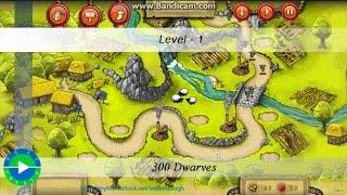 300 Dwarves walkthrough - Level 1