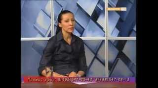 Анна Архипова на «Видное-ТВ»