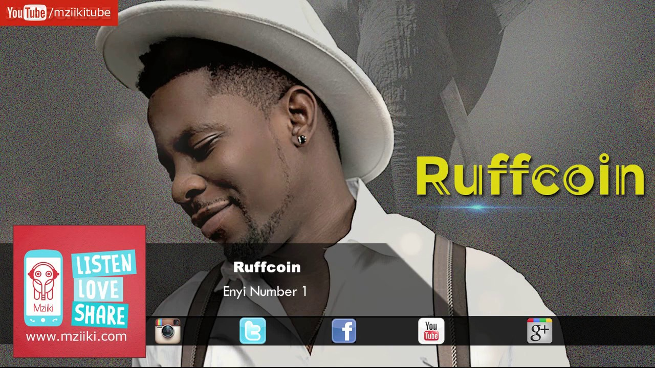 Download Enyi Number 1 | Ruffcoin | Official Audio