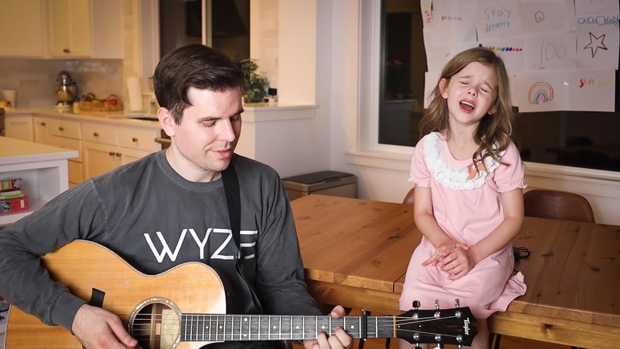 Shallow (Lady Gaga and Bradley Cooper from A Star Is Born) - 7-Year-Old Claire Crosby and Dad Cover