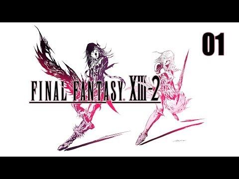 Final Fantasy XIII-2 - Прохождение pt1