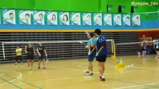 Samsung Lee Yong Dae (이용대) Training Camp