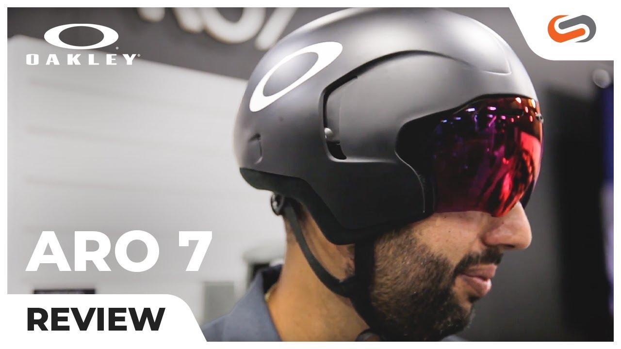 oakley cycle helmet