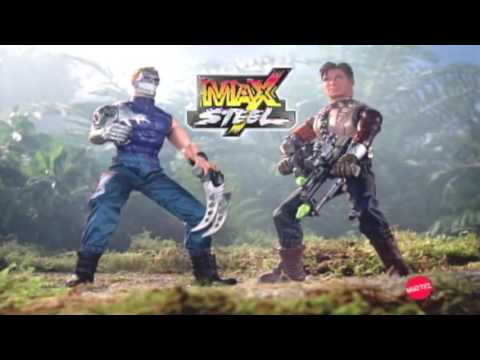 Max Steel Tv Spots 2004 Remasterizados