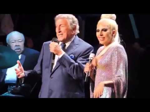Cheek To Cheek Tour Funny Moments