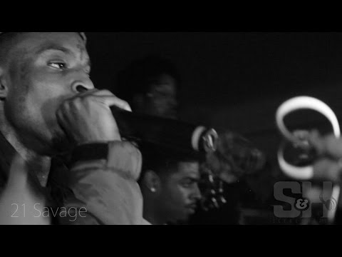 21 Savage - Red Opps (LIVE at The Sangha)
