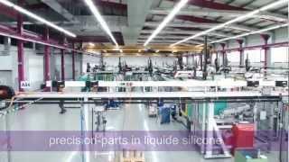 Precision-parts in liquid silicone thumbnail