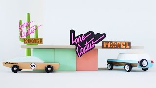 Wooden Cars || Candy Lab Toys