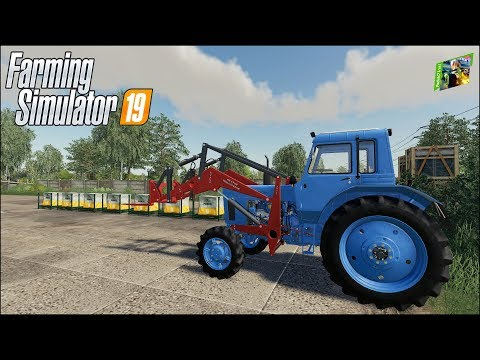Farming Simulator 19 - Рассвет - 4 - Закупка семян и удобрений