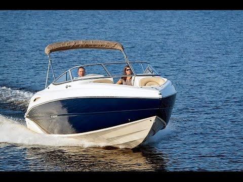 STINGRAY 250LR Sportboat
