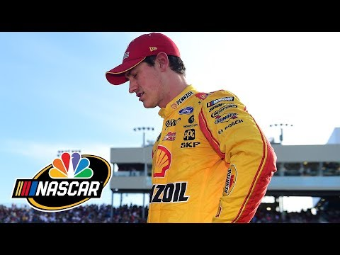 State Of Team Penske After Joey Logano's Elimination From NASCAR Playoffs | Motorsports On NBC