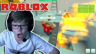 IT'S DISASTER ISLAND!!! Roblox