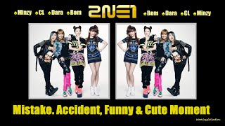 PART 119: Kpop Mistake & Accident [2NE1 only.]