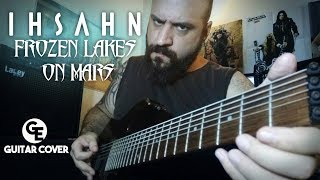 Ihsahn - Frozen Lakes on Mars - Guitar Cover (with guitar solos)