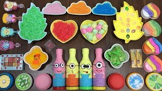 MIXING MAKEUP AND FLOAM INTO SLIME !!! MOST SATISFYING SLIME VIDEOS | TOM SLIME