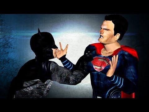 Batman v Superman: Dawn of Justice Spoof