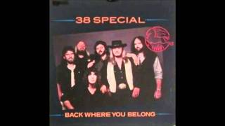 Watch 38 Special Back Where You Belong video
