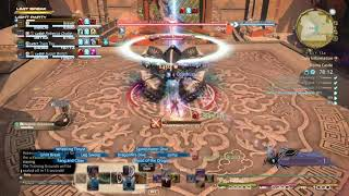 Final Fantasy XIV - Doma Castle Synced World Record: 21:09