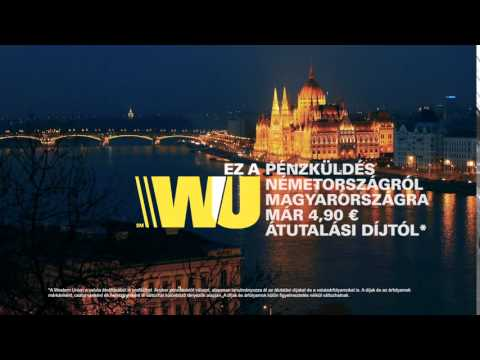 This Is Money Transfer With Western Union From Germany To Hungary Fast Reliable Convenie