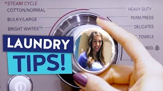 MASTER YOUR LAUNDRY With These 7 Tips!