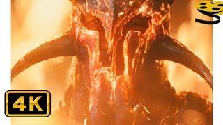 Чудо-Женщина против Ареса. Финальная Битва (Часть 1) | Чудо-женщина | 4K ULTRA HD