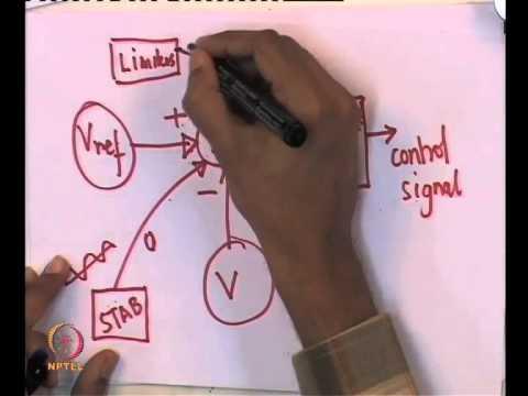 Mod-01 Lec-26 Excitation System Modeling. Automatic Voltage Regulator