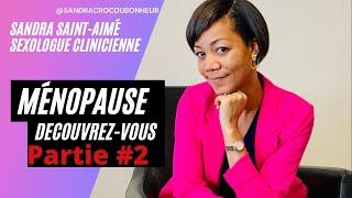 Podcast : Bien vivre votre ménopause  #2