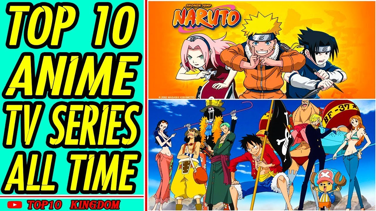 Top 10 best animation tv series of all time