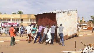 Niger: Des milliers de commerçants déguerpis des rues de Niamey