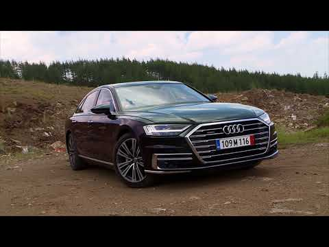 Обръщане в бъдещето: тестваме новото Audi A8