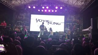 Gambar cover 190922 Yovie & Nuno - Demi Hati (Live at Love Story PIK)