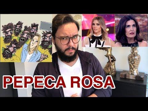 A Pepeca Rosa e o  Empoderamento Feminino!