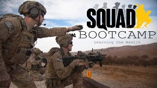 SQUAD Gameplay |  Bootcamp | Ep. 1 - Learning the basics | A Squad Tutorial for New Players