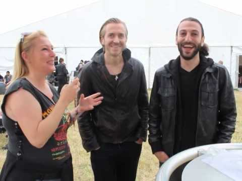 Viza interview with TotalRock @Download 2014