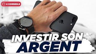 Comment investir son argent en 2018 (devenir indépendant)