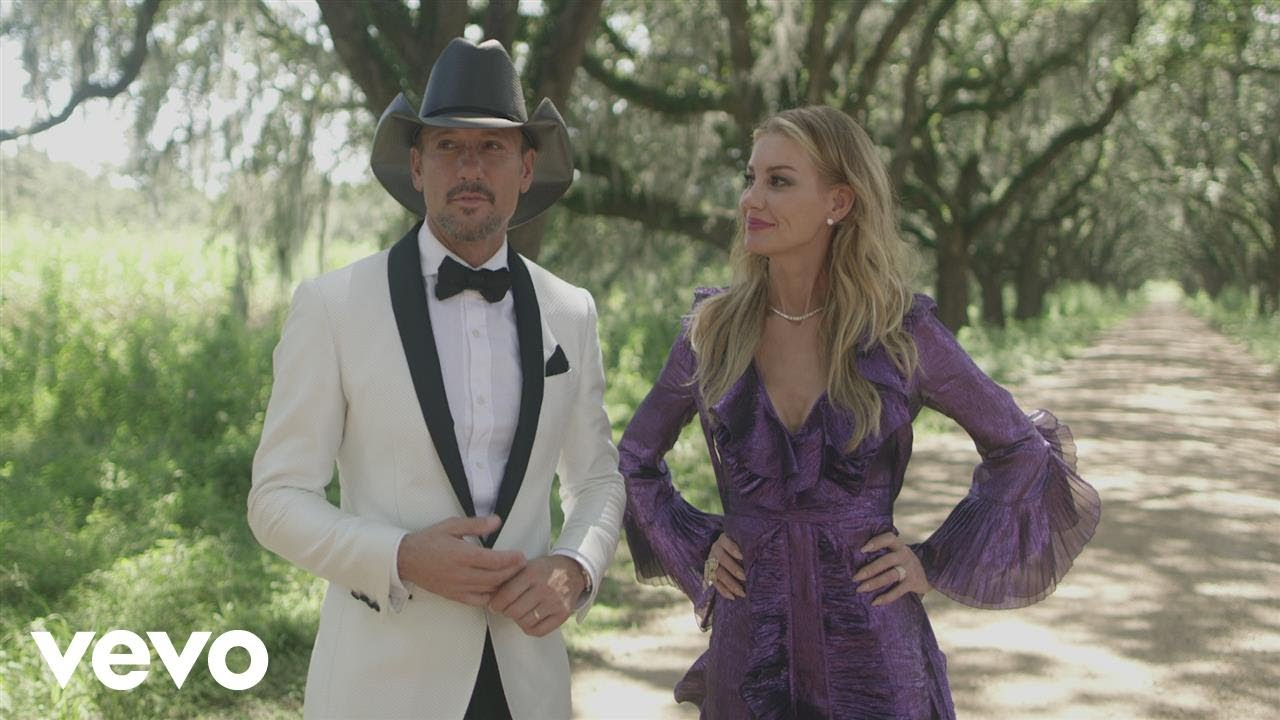 Download Tim McGraw, Faith Hill - The Rest of Our Life Music Video (Behind the Scenes)
