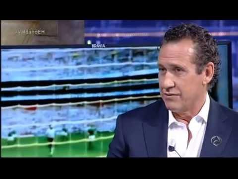 """Jorge Valdano en """"El Hormiguero"""""""