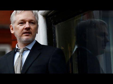 Download La justice britannique refuse l'extradition de Julian Assange vers les États-Unis