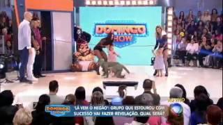 Scheila Carvalho e Sheila Mello revivem É O Tchan com a Dança da Cordinha