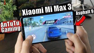 Xiaomi Mi Max 3 Performance Test: Gaming & Benchmarks