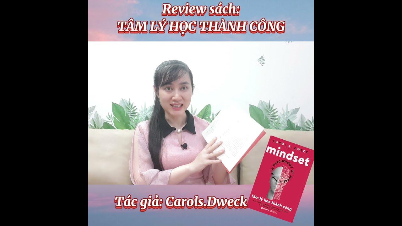 [Review sách] Tâm Lý Học Thành Công   Sách hay chia sẻ