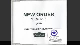 New Order - Brutal {2000}