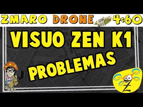 Problemas Com O Drone VISUO ZEN K1 Em 4:60 Com Zmaro