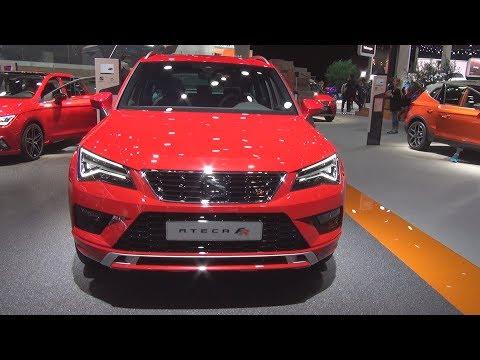 Seat Ateca FR 2.0 TSI 190 hp (2018) Exterior and Interior