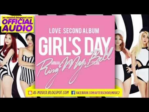 [MP3/DL]02. GIRL'S DAY (걸스데이) - Ring My Bell (링마벨) [2nd Album 'Ring MY Bell']