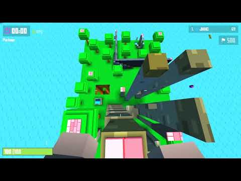 Giant Steps- Getting to the Top (Krunker io Custom Map)