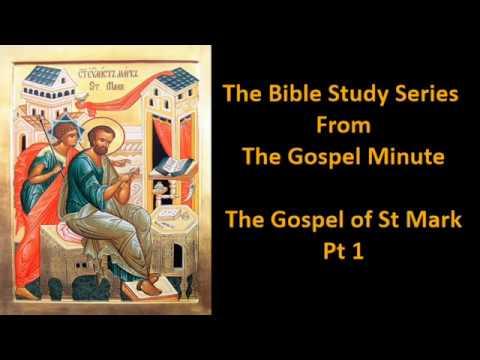 St Mark Pt 1