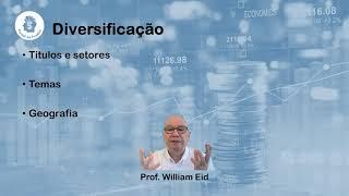 Por que investir em fundos? - Diversificação